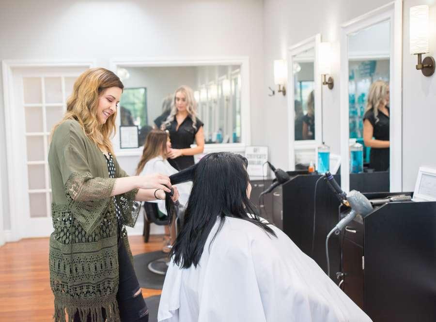 Hair Services Fusion Spa Boutique Hair Color Treatments